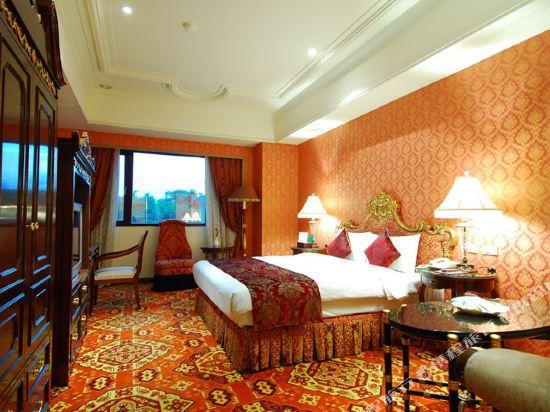 台北麗都唯客樂飯店(Rido Hotel)歐式景觀客房025
