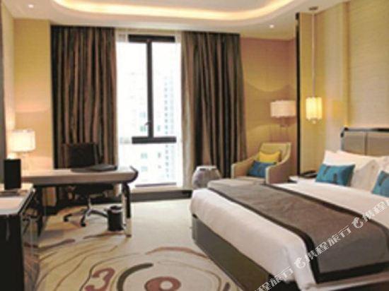 太平洋麗晶套房酒店(Pacific Regency Hotel Suites)Premium Deluxe Suite