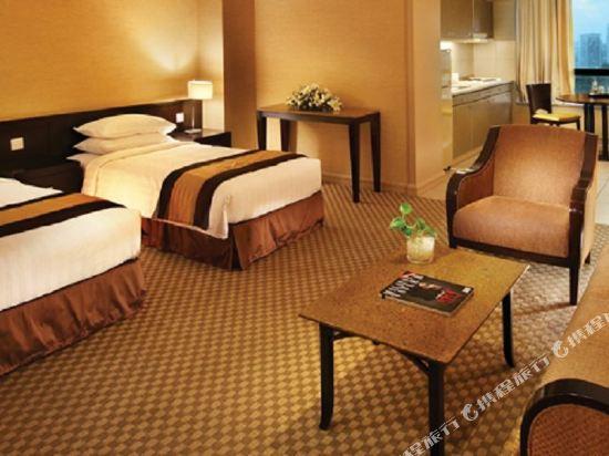 太平洋麗晶套房酒店(Pacific Regency Hotel Suites)Pacific Deluxe Suite
