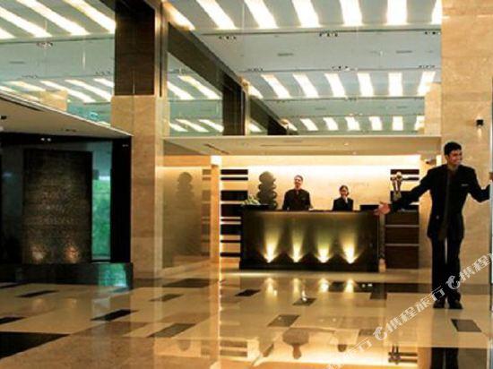 太平洋麗晶套房酒店(Pacific Regency Hotel Suites)公共區域