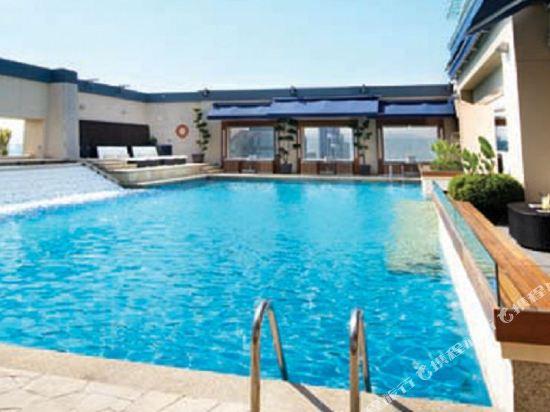 太平洋麗晶套房酒店(Pacific Regency Hotel Suites)健身娛樂設施