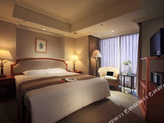 高雄寒軒國際大飯店(Han-Hsien Internation Hotel)商務套房雙人房