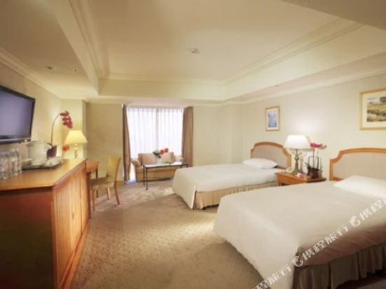 高雄寒軒國際大飯店(Han-Hsien Internation Hotel)豪華客房雙人房