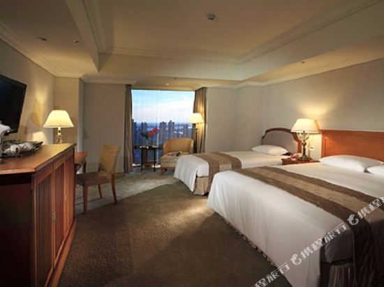 高雄寒軒國際大飯店(Han-Hsien Internation Hotel)雅致3人房182