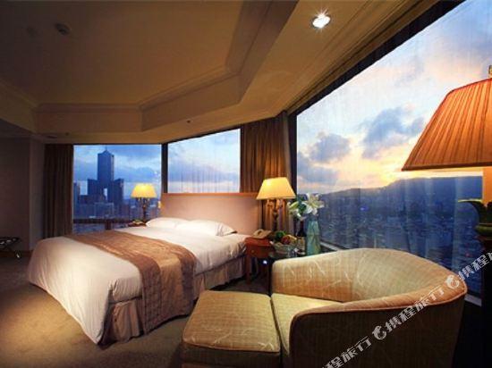 高雄寒軒國際大飯店(Han-Hsien Internation Hotel)全景客房雙人房095