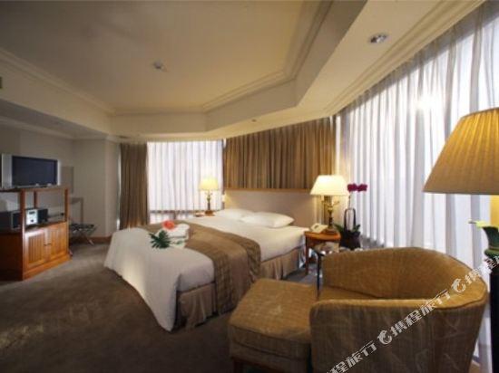 高雄寒軒國際大飯店(Han-Hsien Internation Hotel)寒軒套房雙人房