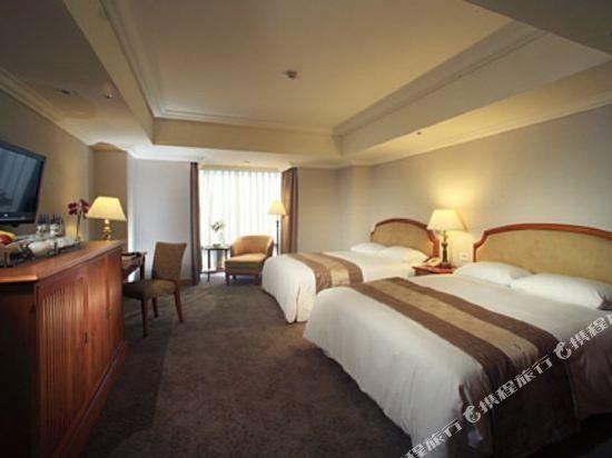 高雄寒軒國際大飯店(Han-Hsien Internation Hotel)甜蜜家庭房4人房129