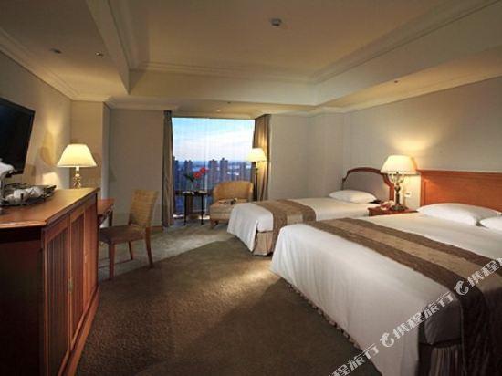 高雄寒軒國際大飯店(Han-Hsien Internation Hotel)雅致3人房063