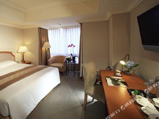 高雄寒軒國際大飯店(Han-Hsien Internation Hotel)主管客房單人房141