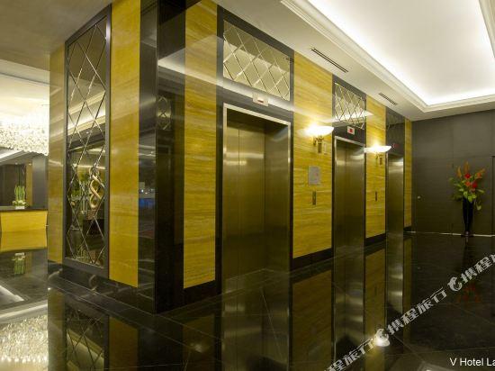 新加坡威大酒店-勞明達(V Hotel Lavender Singapore)公共區域