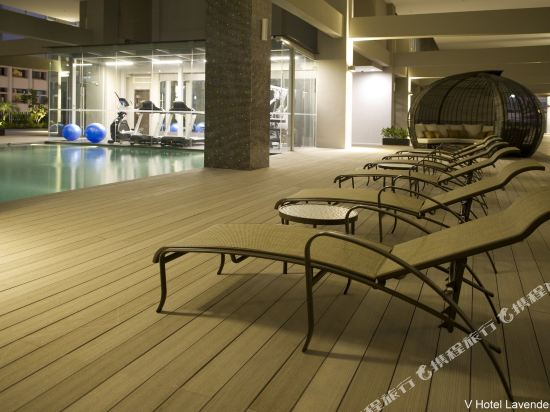 新加坡威大酒店-勞明達(V Hotel Lavender Singapore)健身娛樂設施