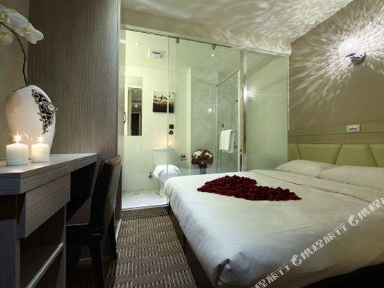 高雄壹品棧酒店(YPJ Hotel)精緻雙人房