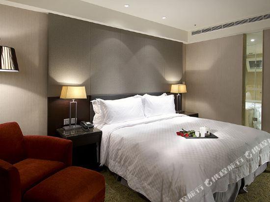 天閣酒店(台中館)(Tango Hotel Taichung)尊榮客房雙人房
