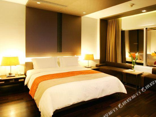 曼谷帕色哇公主酒店(Pathumwan Princess Hotel)行政套房