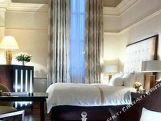 新加坡富麗敦酒店(The Fullerton Hotel Singapore)文化景觀房
