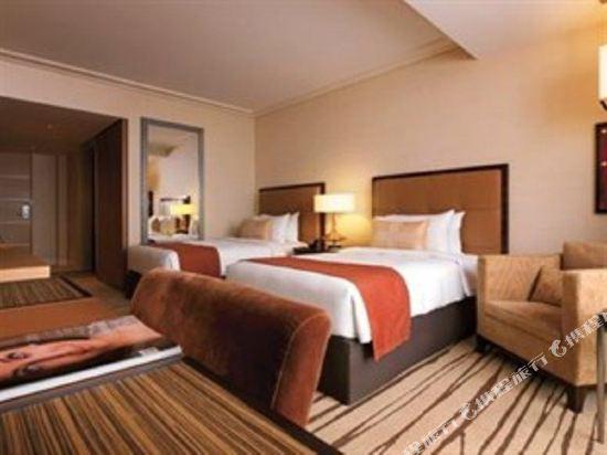 新加坡濱海灣金沙大酒店(Marina Bay Sands Singapore)市景豪華房