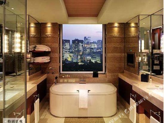 東京半島酒店(The Peninsula Tokyo)豪華套房