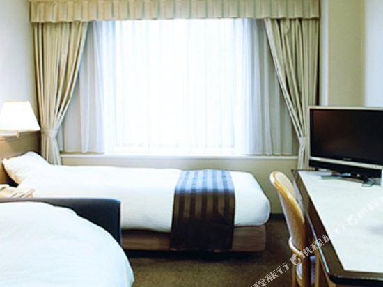 大阪第一酒店(Daiichi Hotel Osaka)休閑雙床房
