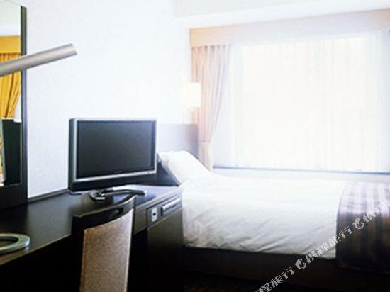 大阪第一酒店(Daiichi Hotel Osaka)高級小型雙人床房