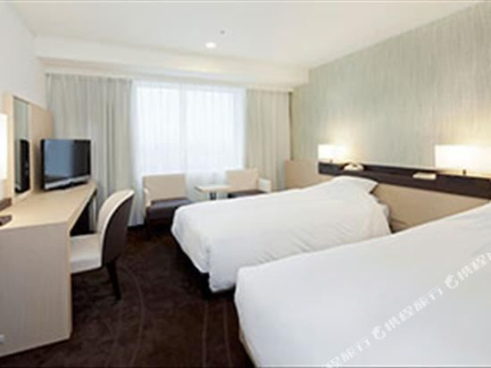 格蘭比亞大酒店(Hotel Granvia Osaka)標準雙床房