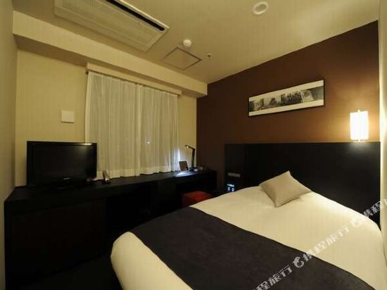 大阪心齋橋貝斯特韋斯特菲諾酒店(Best Western Hotel Fino Osaka Shinsaibashi)小間大床房