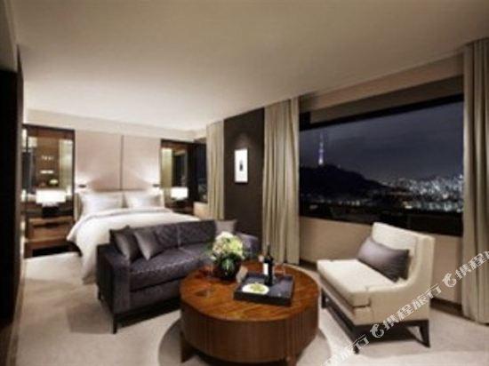首爾新羅酒店(The Shilla Seoul)行政超級豪華房