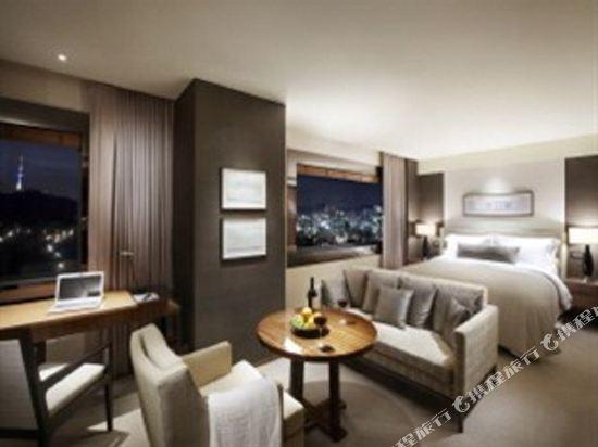 首爾新羅酒店(The Shilla Seoul)商務豪華房