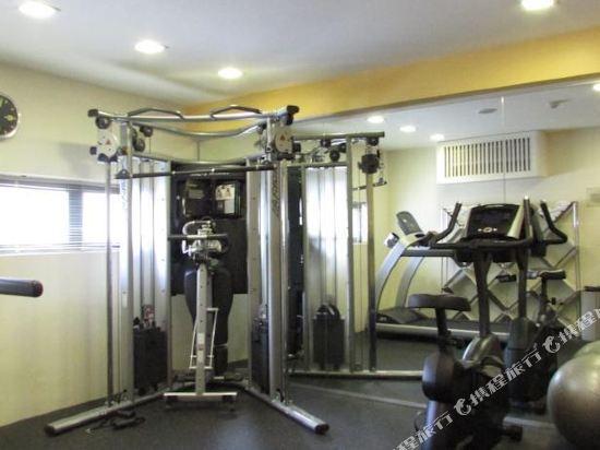 王子酒店(Wangz Hotel)健身娛樂設施