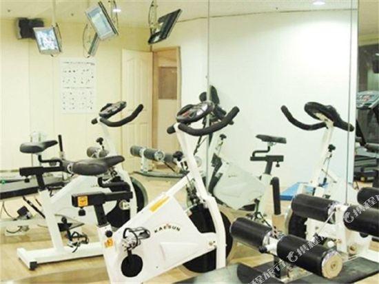 東大門西方高爺公寓酒店(Western Coop Hotel & Residence Dongdaemun)健身娛樂設施