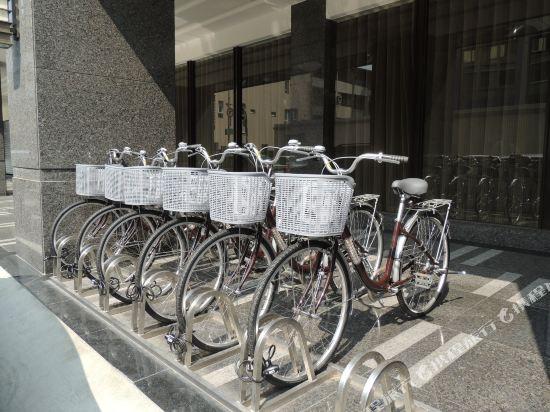 高雄國際星辰飯店(International Citizen Hotel)健身娛樂設施