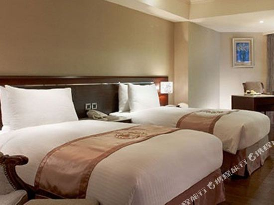 香城大飯店(台中店)(TAICHUNG CHARMING CITY HOTEL)尊爵客房