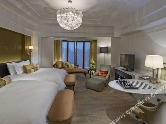 台北文華東方酒店(Mandarin Oriental Taipei)豪華客房