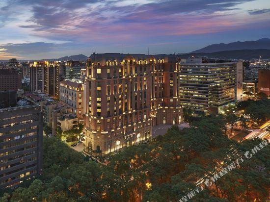 台北文華東方酒店(Mandarin Oriental Taipei)外觀