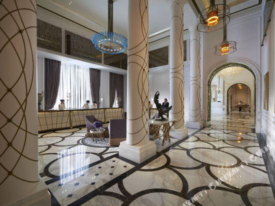 台北文華東方酒店(Mandarin Oriental Taipei)公共區域