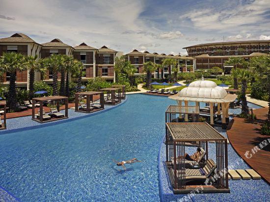 華欣洲際度假酒店(InterContinental Hua Hin Resort)外觀