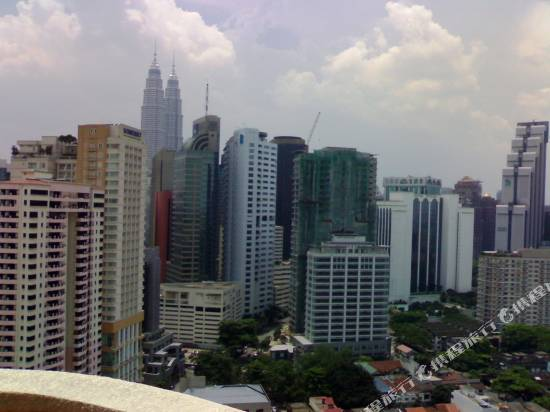 吉隆坡武吉免登財富8度假之家