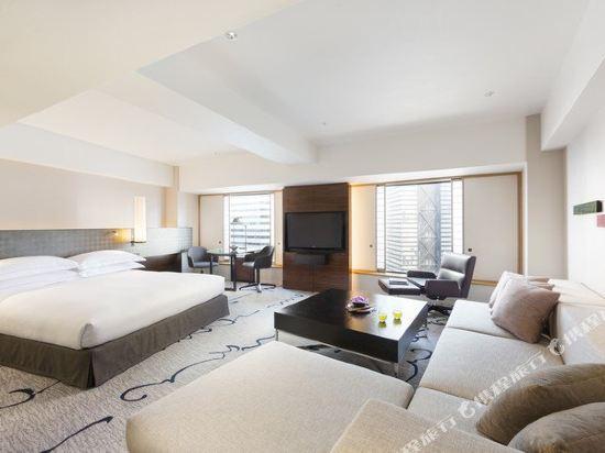 東京希爾頓酒店(Hilton Tokyo)KING JR SUITE EXECUTIVE (Display)
