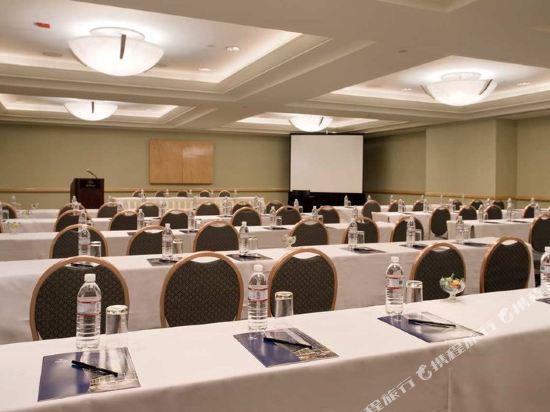 紐約市中心希爾頓酒店(New York Hilton Midtown)會議室