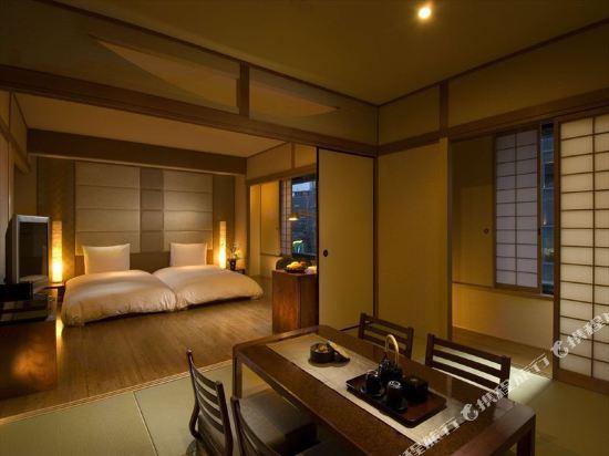 大阪希爾頓酒店(Hilton Osaka Hotel)日式套房