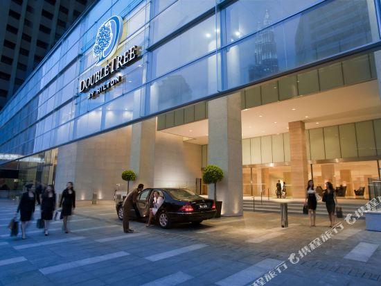 吉隆坡希爾頓逸林酒店(DoubleTree by Hilton Hotel Kuala Lumpur)外觀