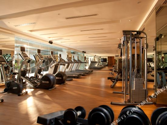 吉隆坡希爾頓逸林酒店(DoubleTree by Hilton Hotel Kuala Lumpur)健身娛樂設施