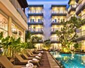 巴厘島庫塔艾登酒店