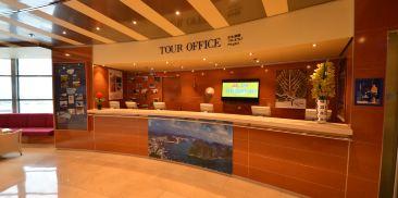 旅游服务中心