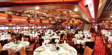 纽约纽约主餐厅