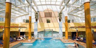 日光浴泳池