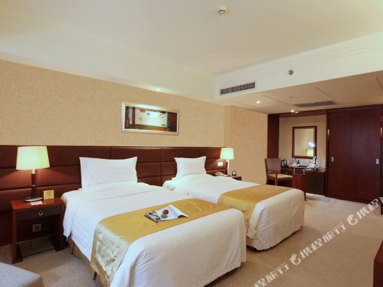 北京漁陽飯店(Yu Yang Hotel)豪華商務間(雙床)