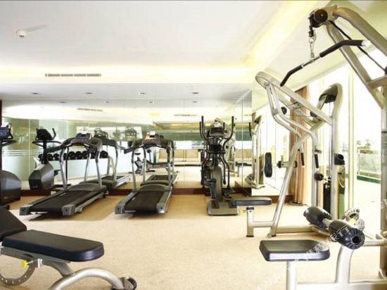 台中烏日清新温泉飯店(Freshfields)健身娛樂設施