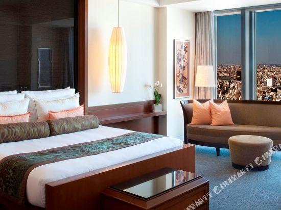 東京文華東方酒店(Mandarin Oriental Tokyo)豪華客房