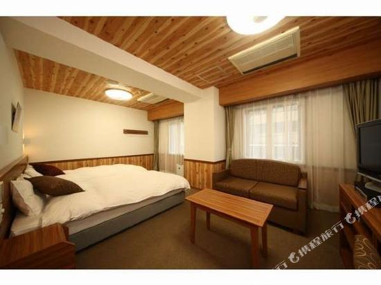 札幌多美迎PREMIUM酒店(Dormy Inn Premium Sapporo)豪華雙床房2