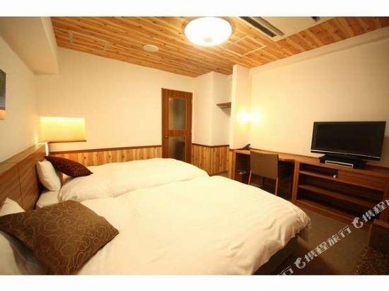 札幌多美迎PREMIUM酒店(Dormy Inn Premium Sapporo)豪華雙床房3